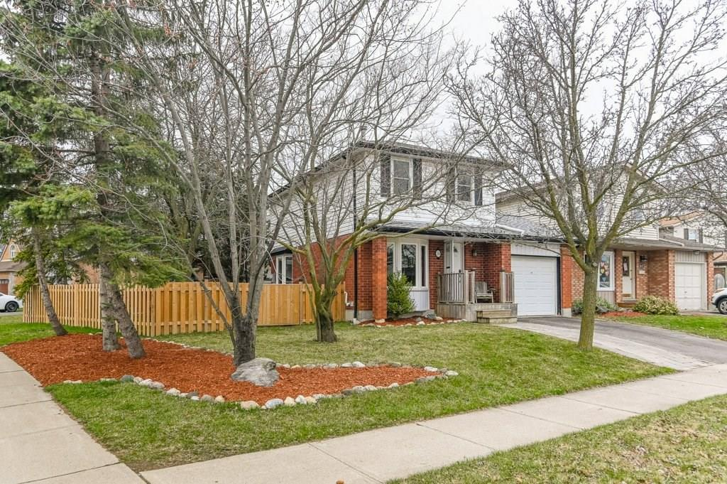 59 Crossingham Drive in Guelph sold by Emily Cassolato.