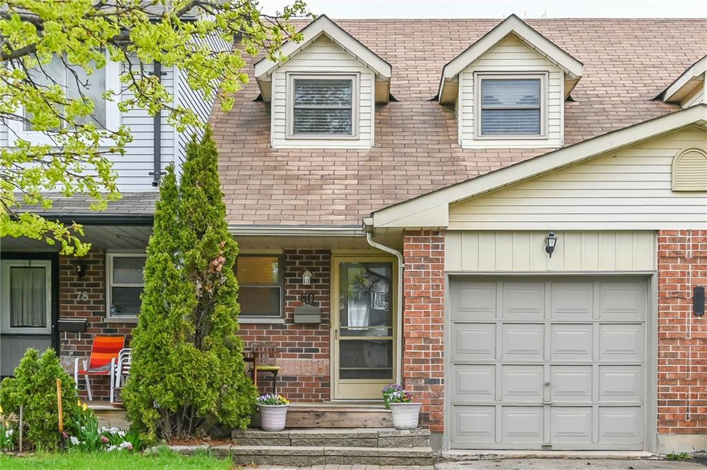 80 Grandridge Crescent in Guelph sold by Emily Cassolato.