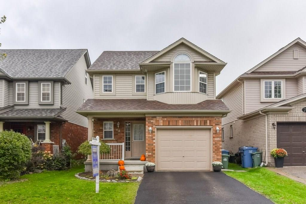 68 Lynch Drive in Guelph sold by Emily Cassolato.