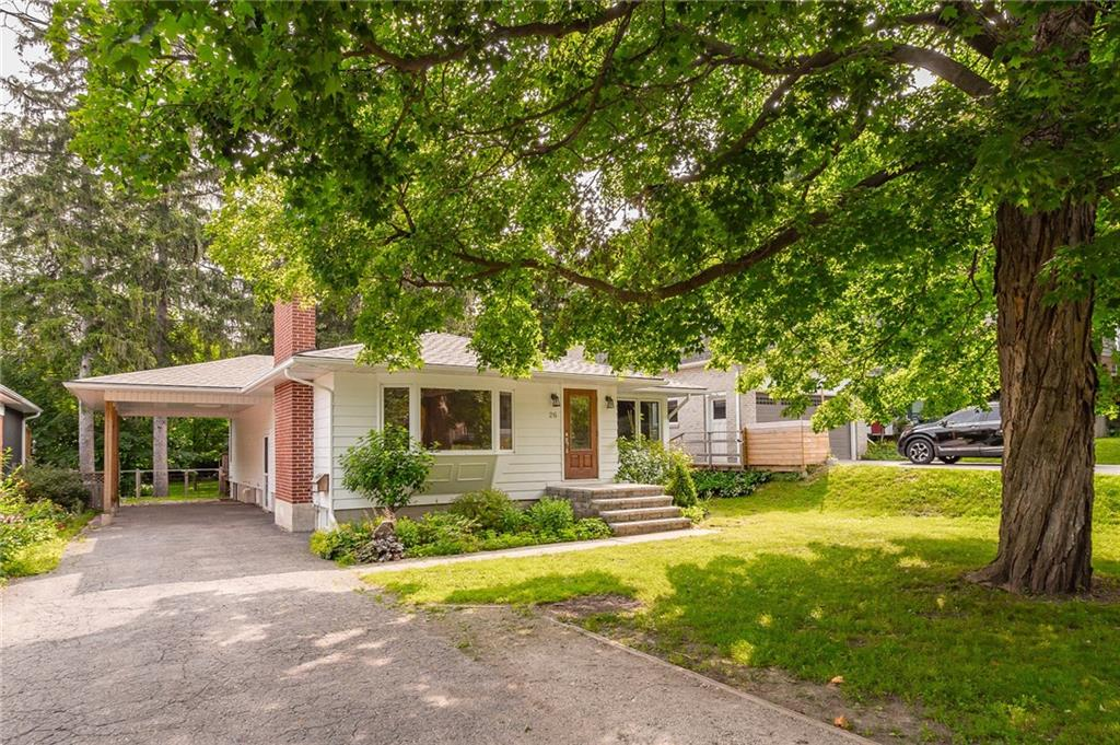 26 Maple Street in Guelph sold by Emily Cassolato.