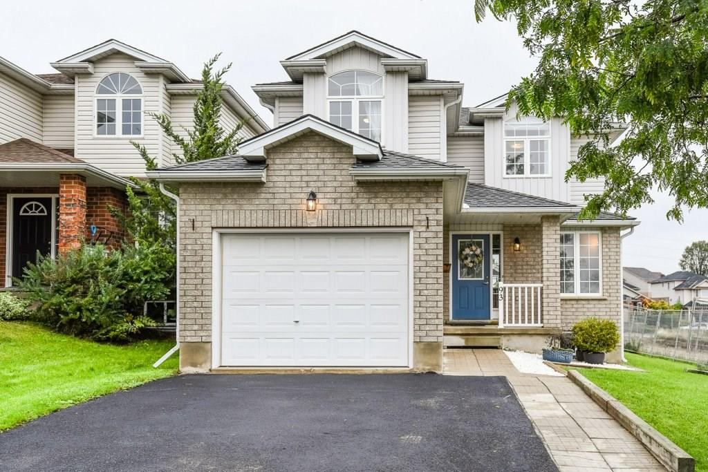93 Silurian Drive in Guelph sold by Emily Cassolato.